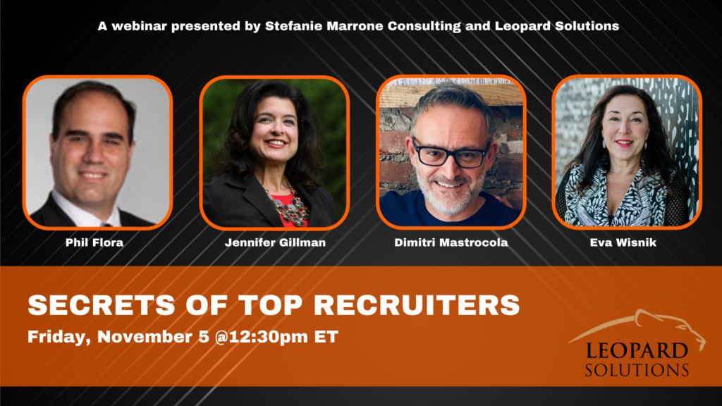 secrets of top recruiters